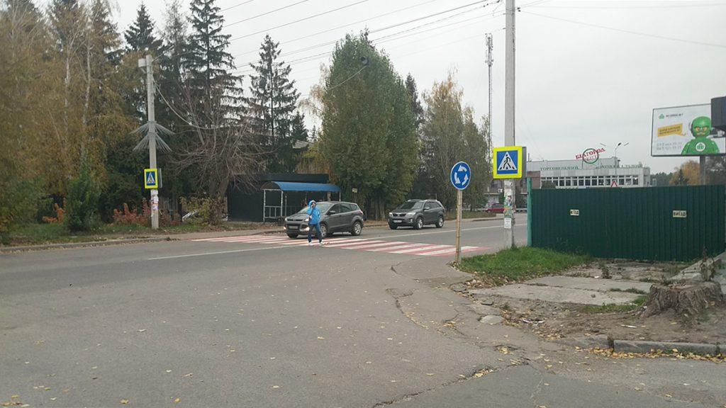 ЖК Белый шоколад Центр в Белогородке подьезд
