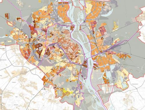 Генплан столицы: где построят новые жилмассивы