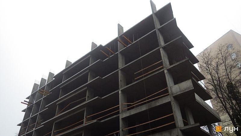ЖК Struetinsky Residence ход строительства