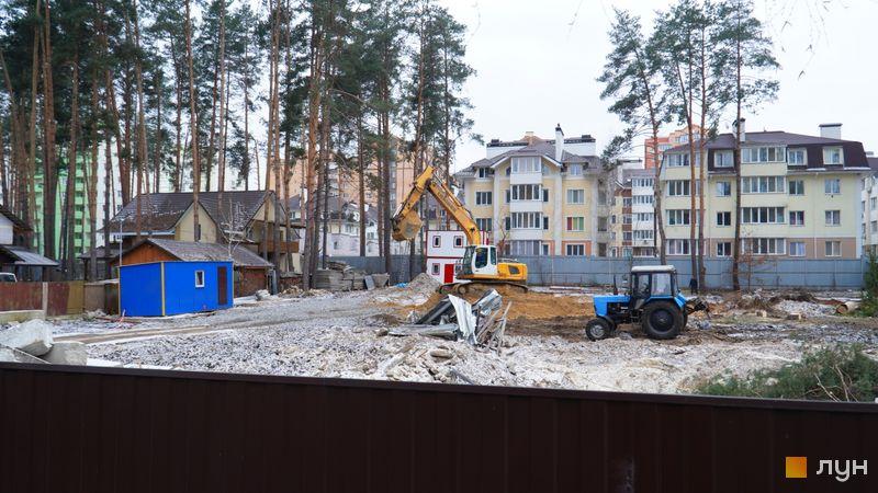 ЖК Utlandia-2 ход строительства