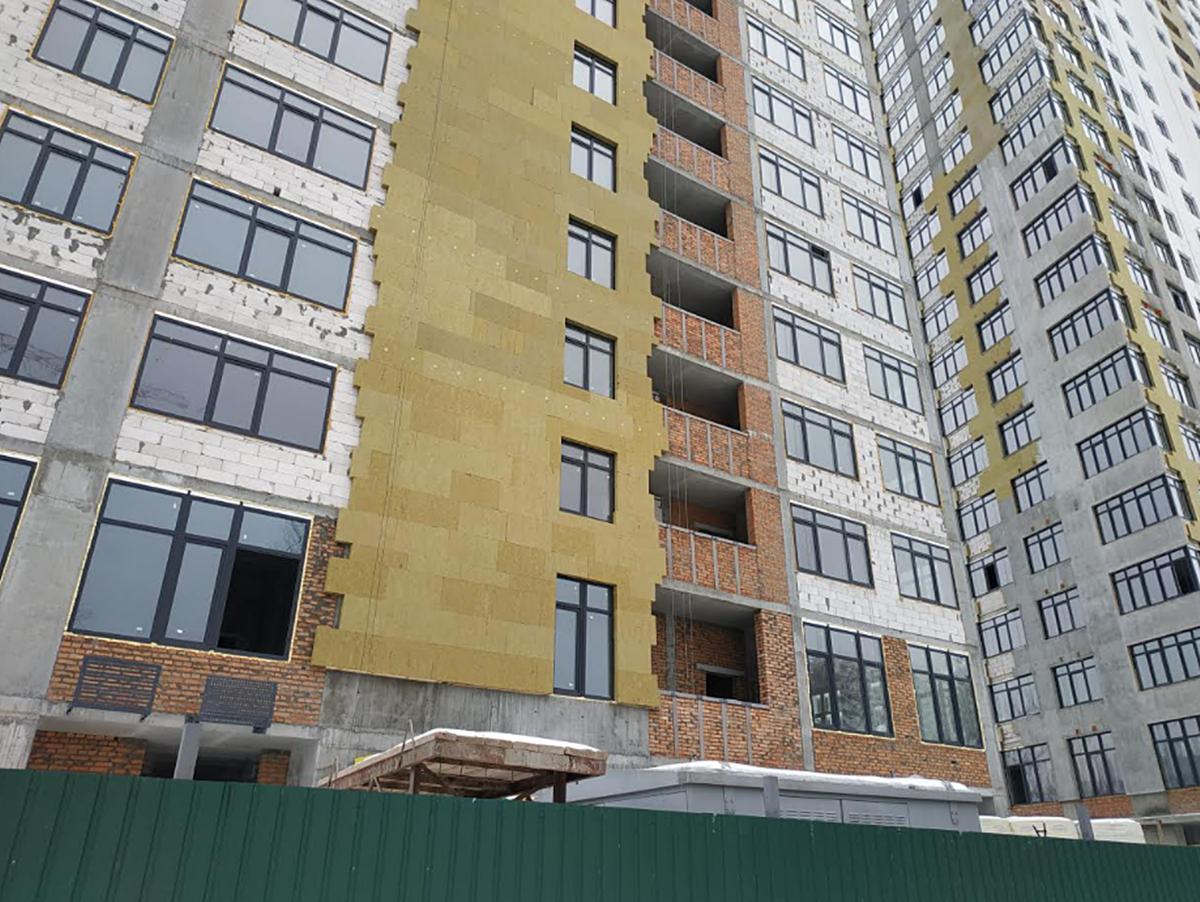 ЖК Terracotta вид фасада