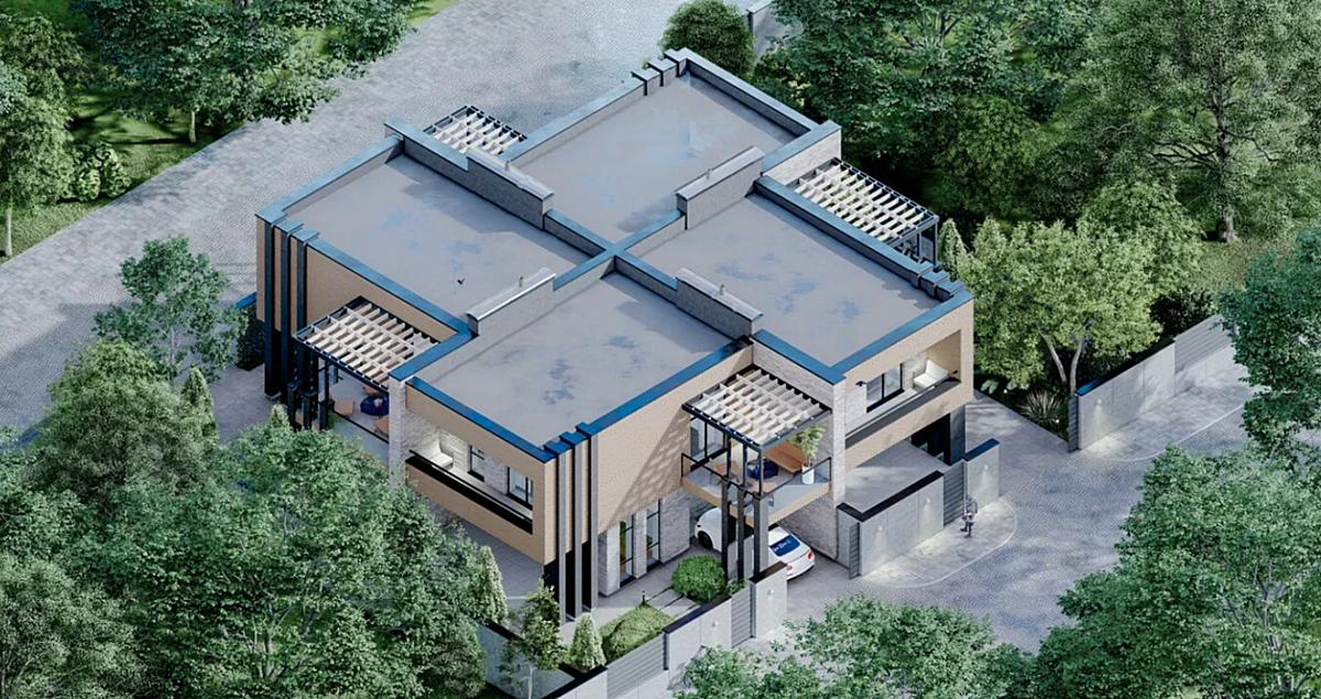 КГ Family Park Residence визуализация квадрекса