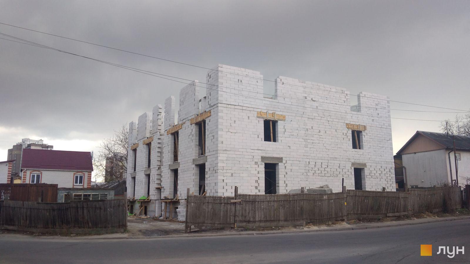 ЖК Осенняя, 71 ход строительства