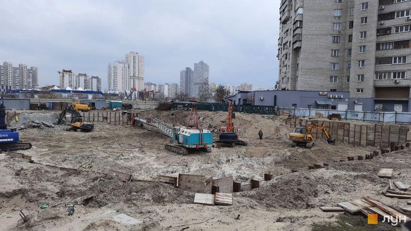 ЖК 31Z ход строительства