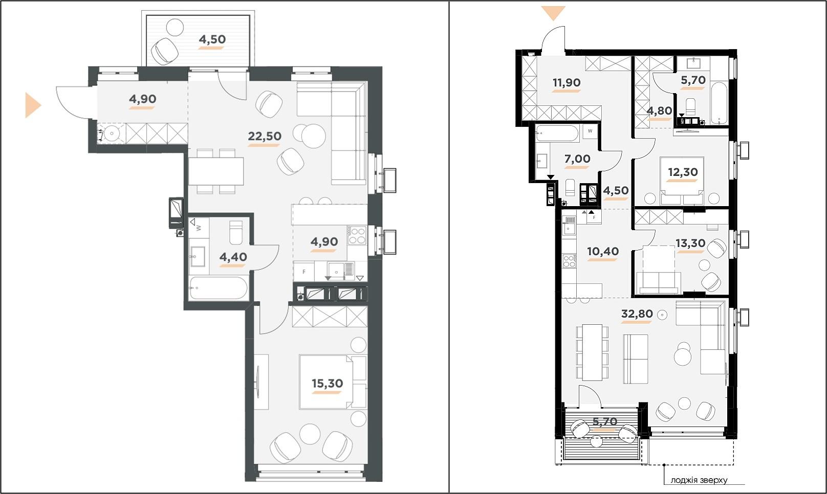 ЖК 31з варианты планировок квартир