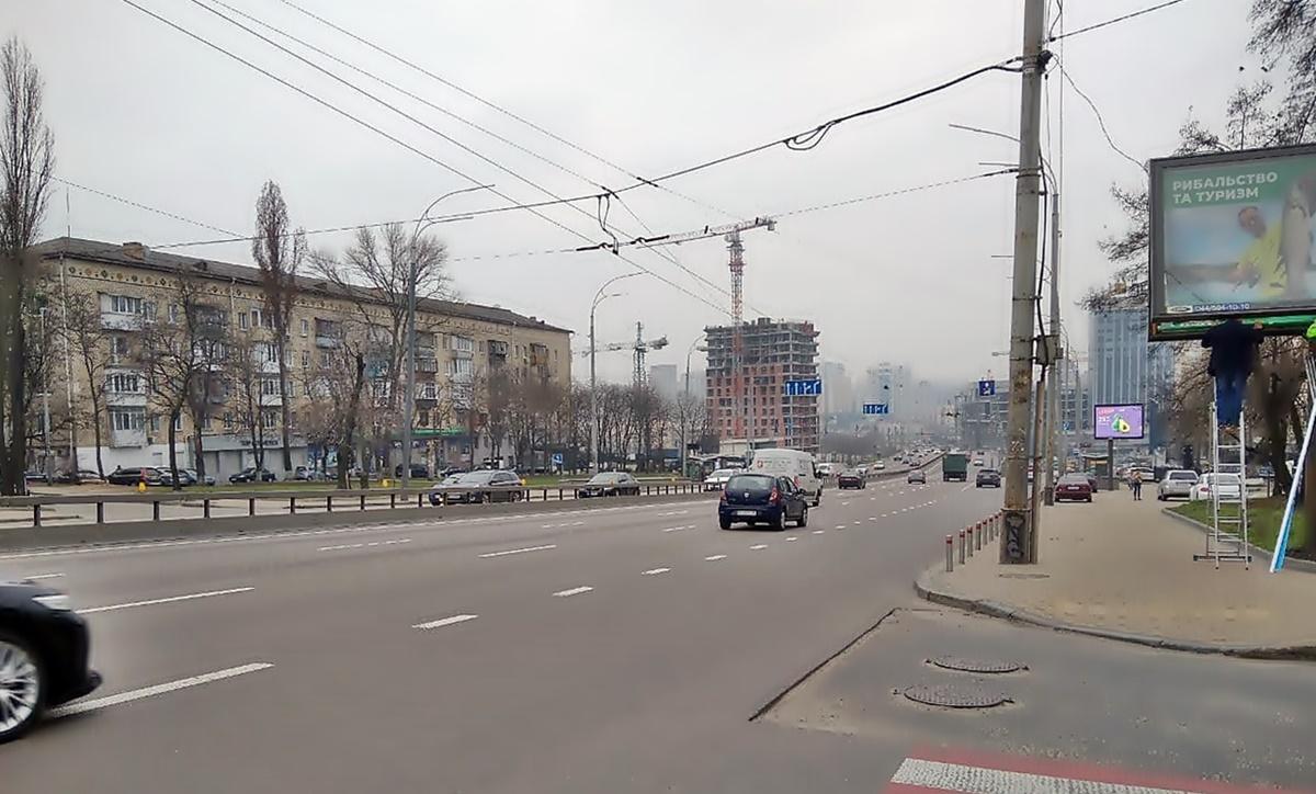 ЖК Салют дорожная инфраструктура