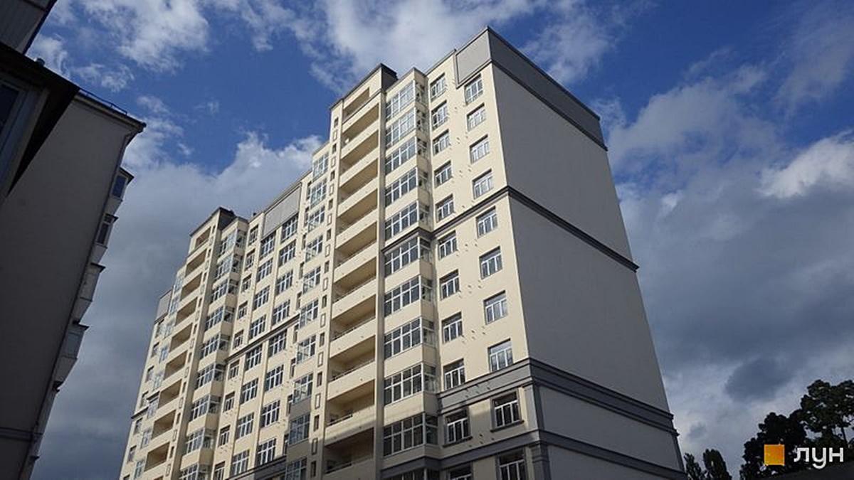 ЖК Дом на Строителей ход строительства