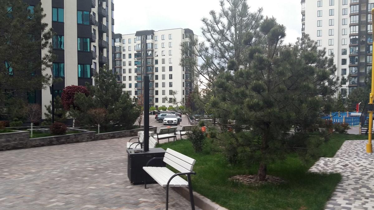 ЖК Уютный квартал паркоместа