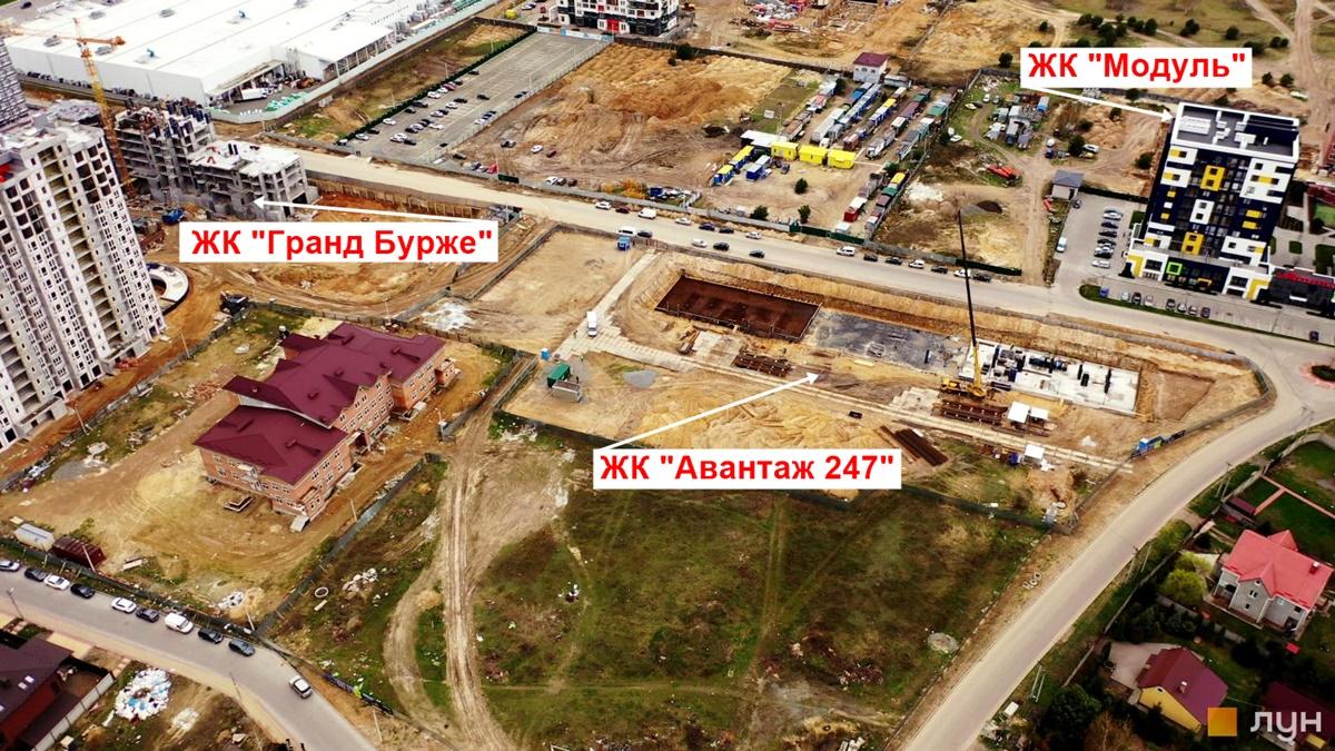 ЖК Авантаж 247 ход строительства