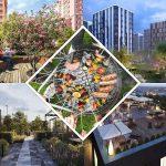 Жилые комплексы Киева с зоной барбекю