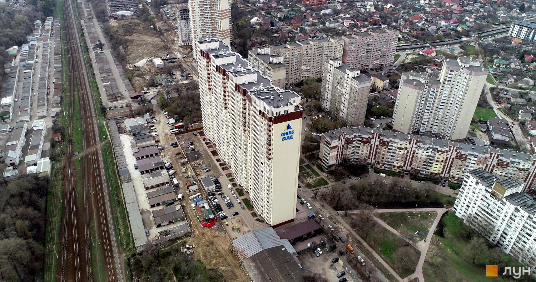 ЖК Караваевы дачи ход строительства
