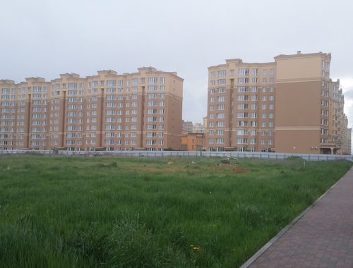 ЖК София Клубный фото готовых домов