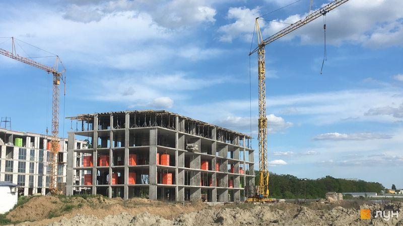 ЖК Петровский Резиденс ход строительства