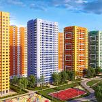 ЖК Оранж Сити визуализация