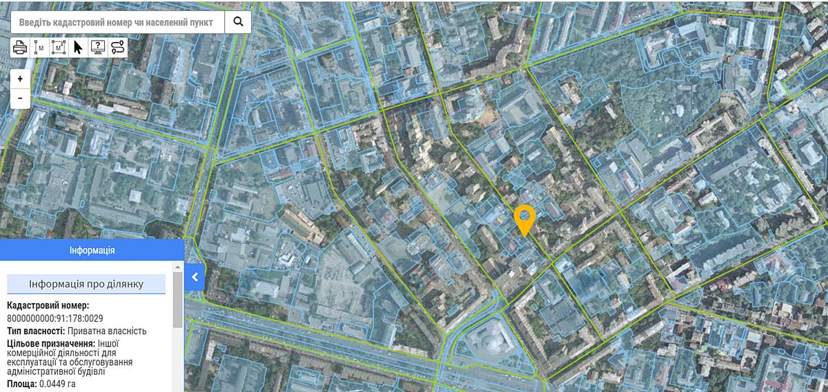 Доходный дом на Тургеневской, 17 данные кадастра