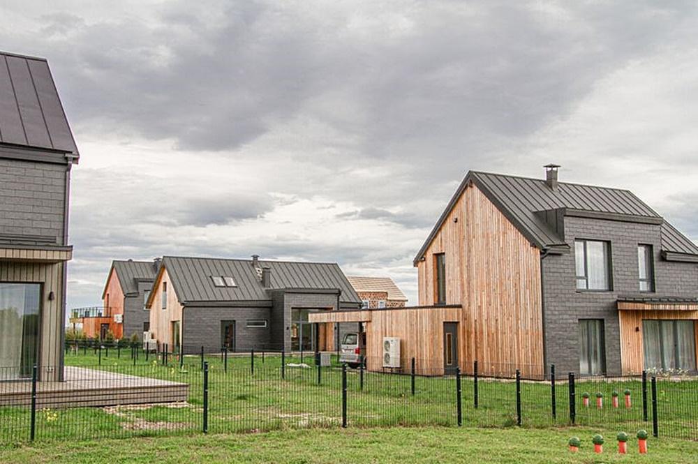 КГ Малбери Хоумс внешний вид домов