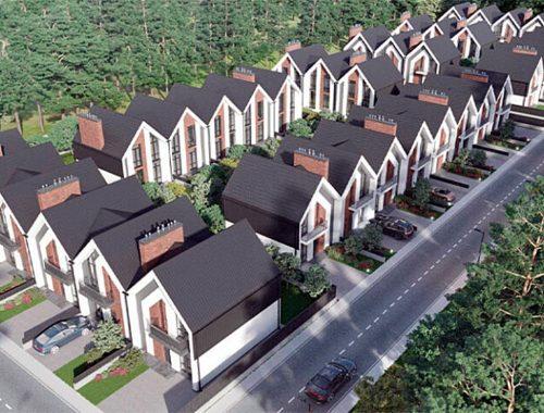 КГ Garden Residence визуализация