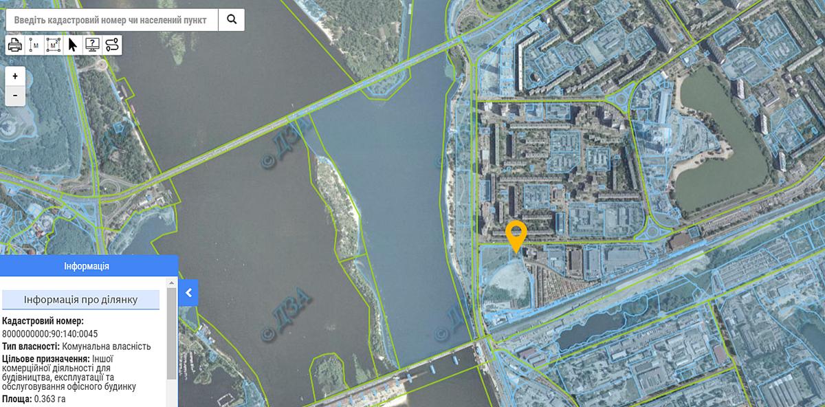 ЖК Куб-29 данные кадастра